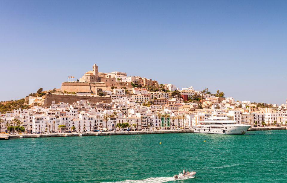 La citadelle d'Eivissa à Ibiza