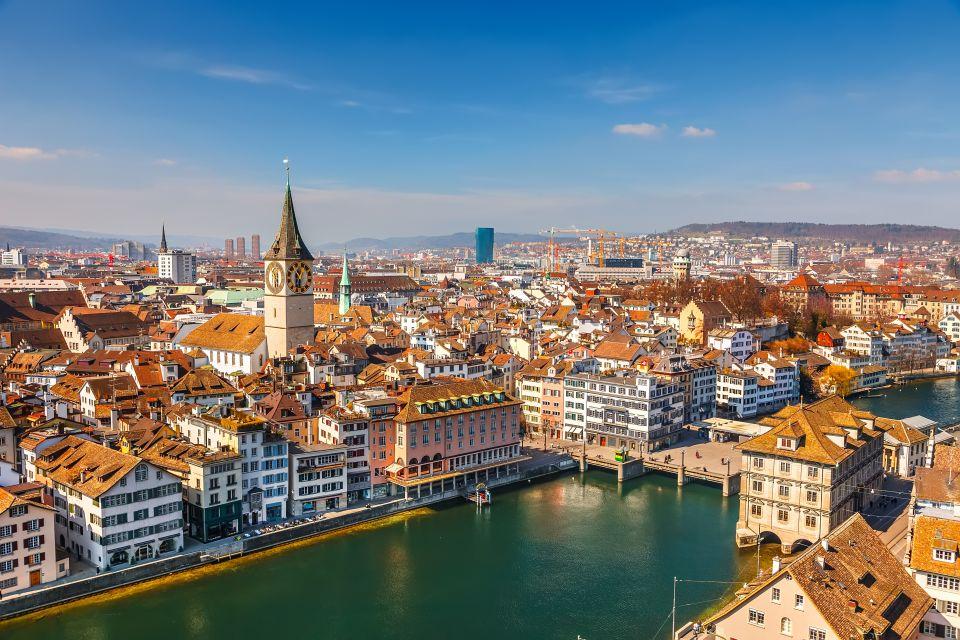 22. Zurich, Suisse