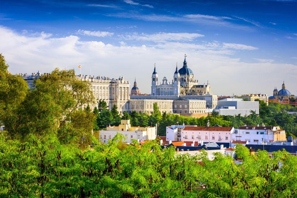 21. Madrid, Espagne