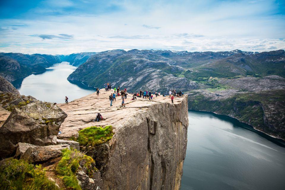 Paesaggi mozzafiato della Norvegia
