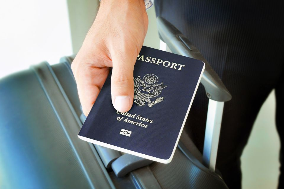 Make extra copies of your passport and important documents