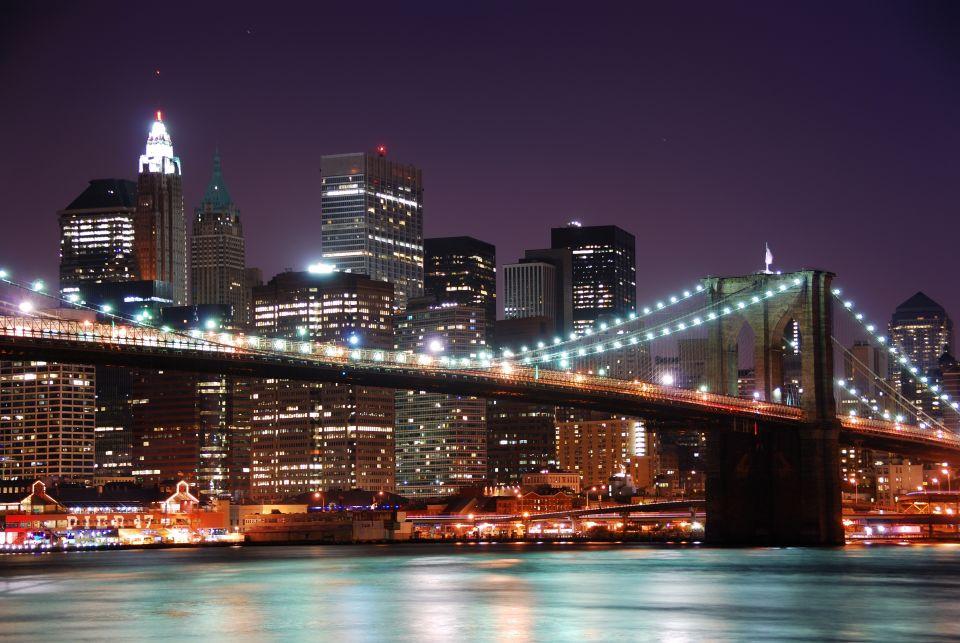 Cross Brooklyn Bridge