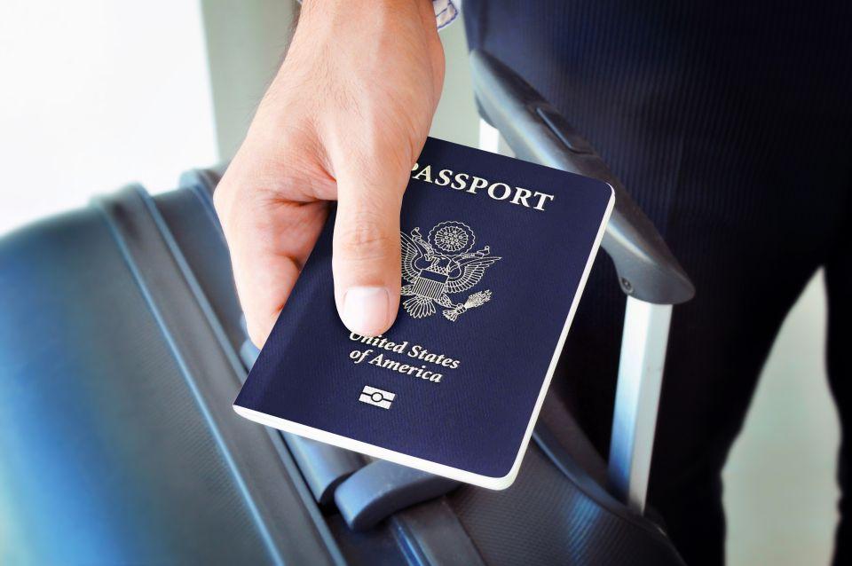 Machen Sie zusätzliche Kopien von Reisepass und wichtiger Dokumente