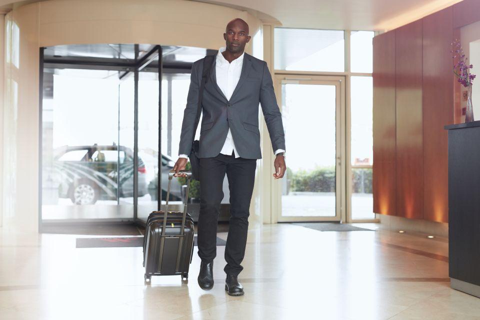 Packen Sie das Wesentliche in Ihr Handgepäck