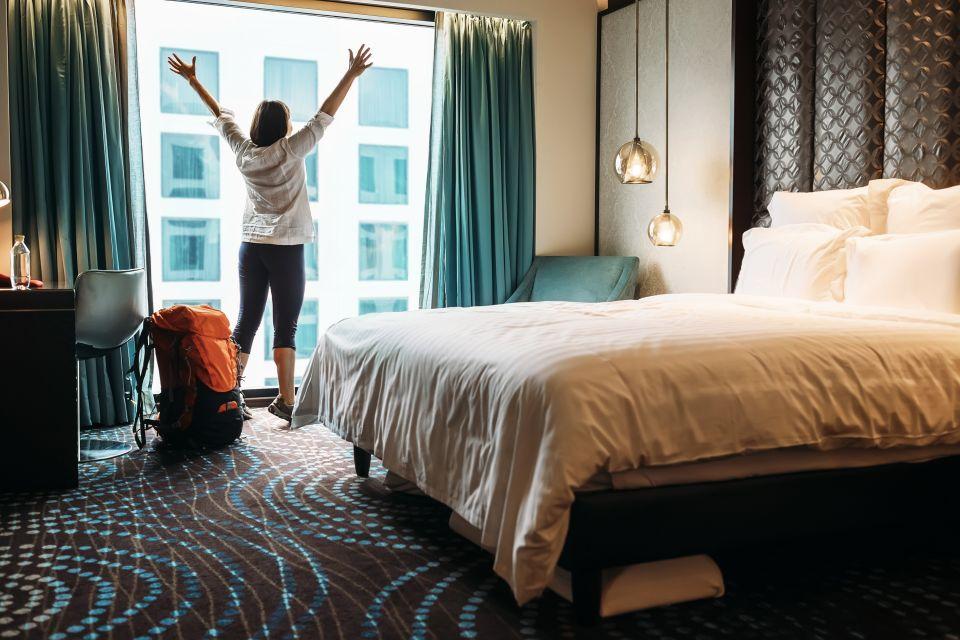 Entscheiden Sie sich für Hostels