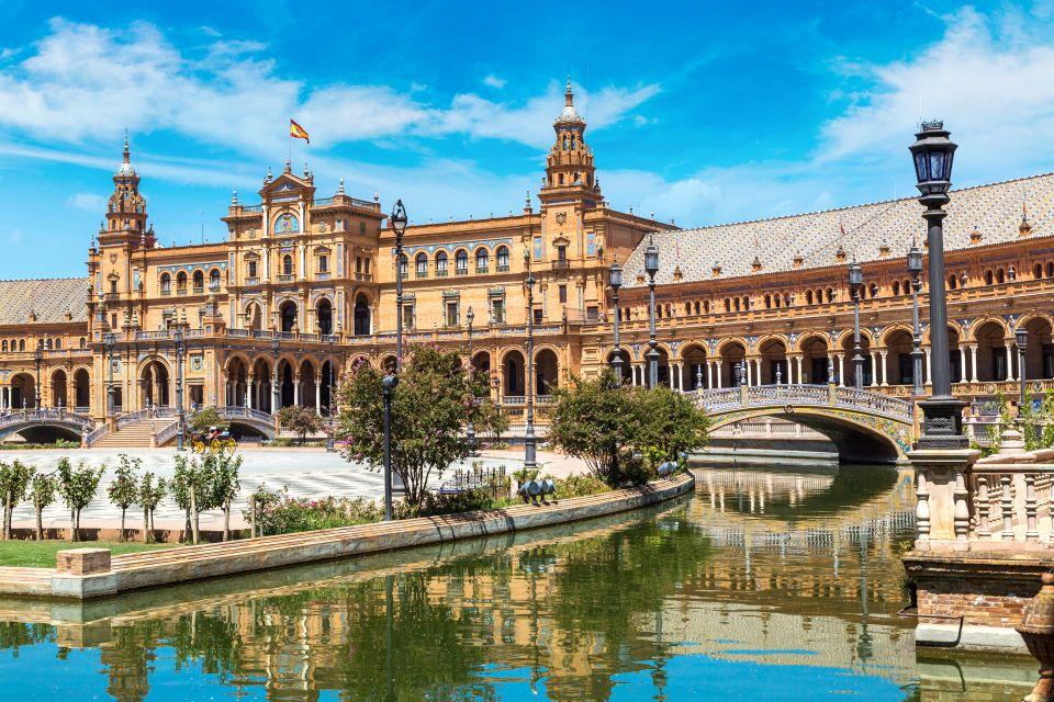 2. Plaza de España, Sevilla