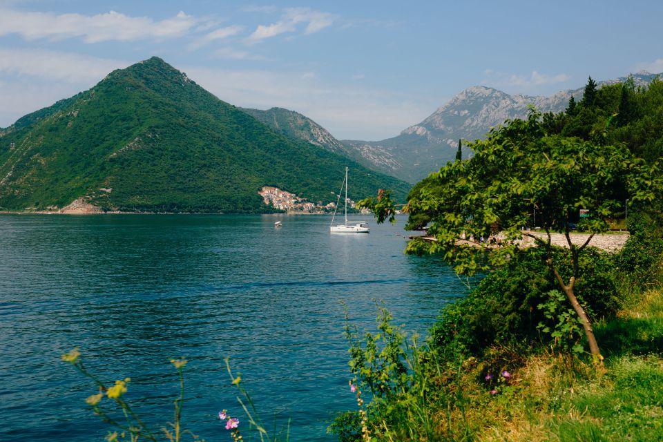 Die Münder von Kotor  in Montenegro