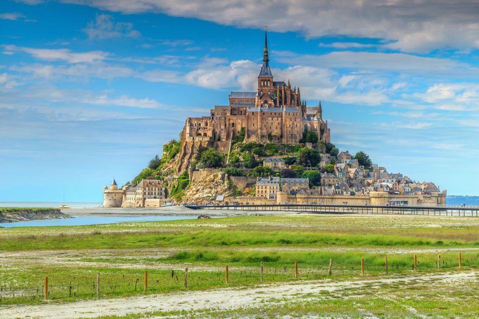 Die Baie du Mont-Saint-Michel