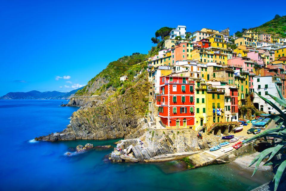 Les Cinque Terre, Italie
