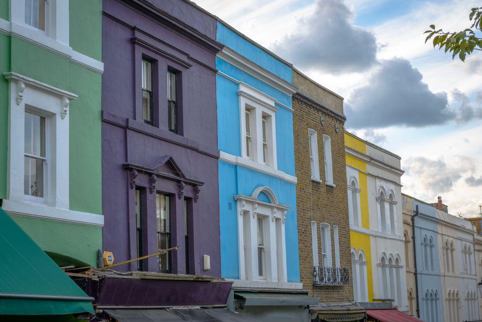 Notting Hill, Londres, Angleterre