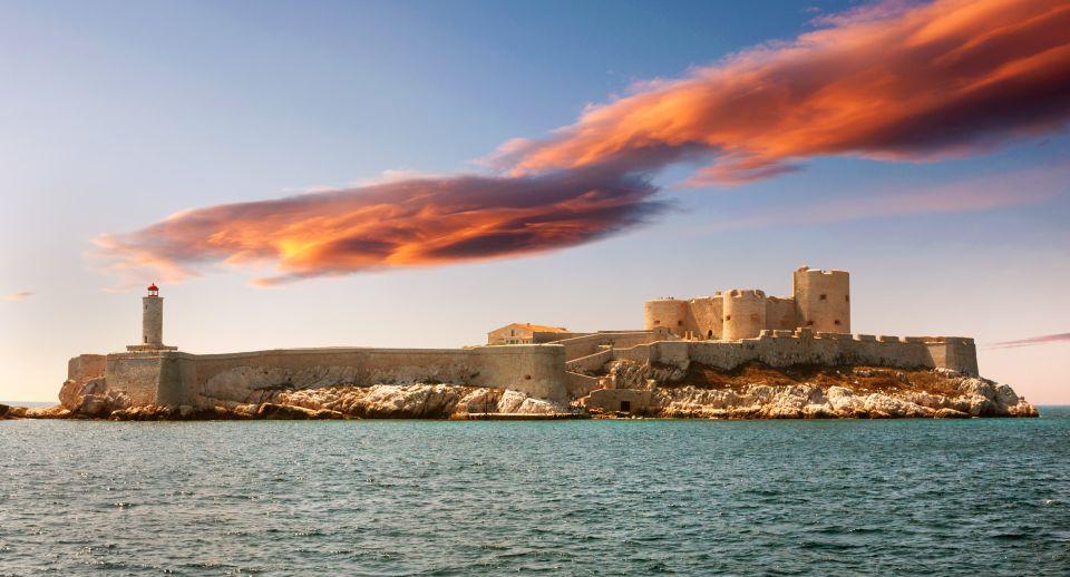 Bootsfahrt zur Entdeckung der Burg von If und der Frioul-Inseln
