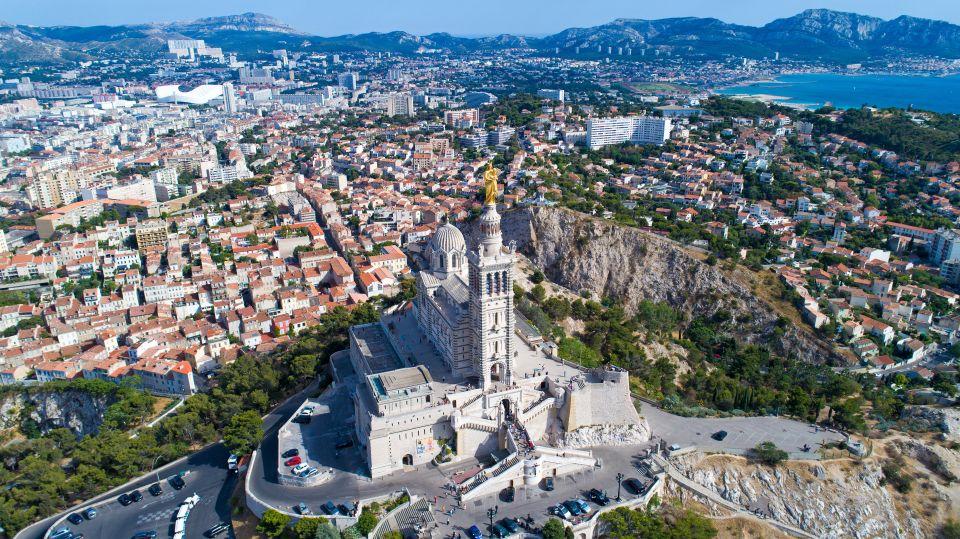 Entdeckung der Notre Dame de la Garde