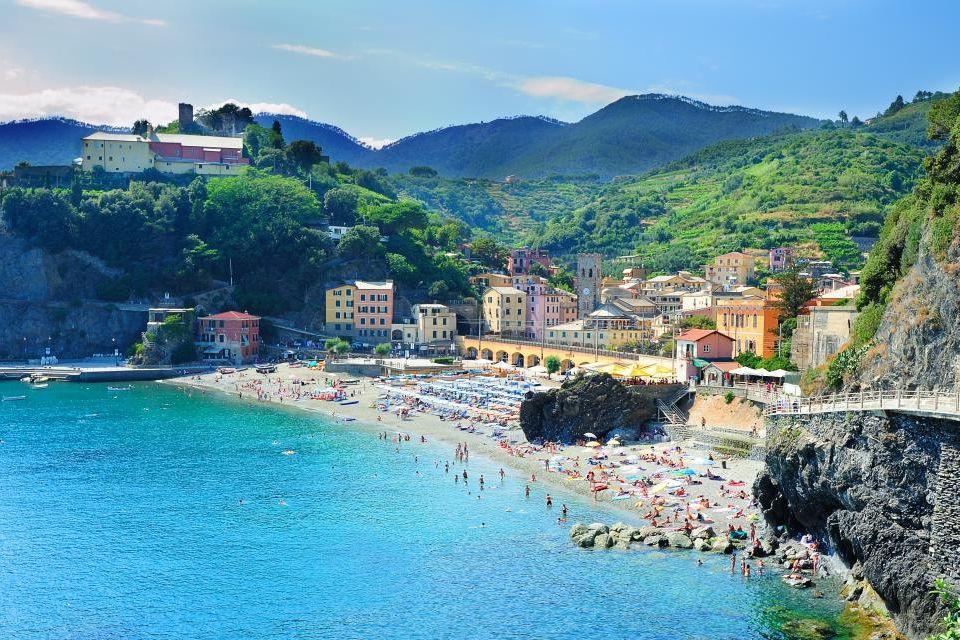 1. Monterosso al Mare.