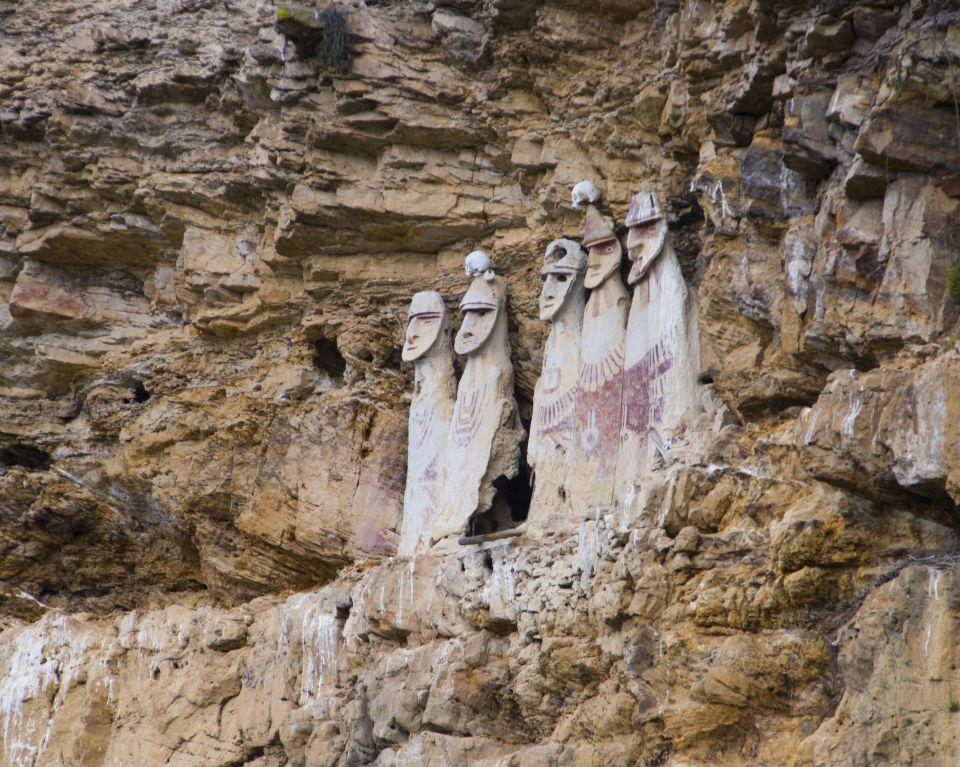Des momies au Pérou?