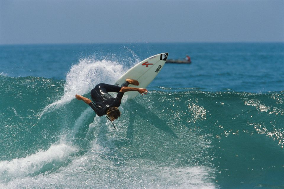 La plage d'Huanchaco ou l'Eldorado des surfeurs