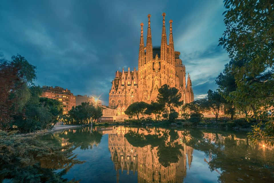 Barcelona has some of the world's most incredible architecture