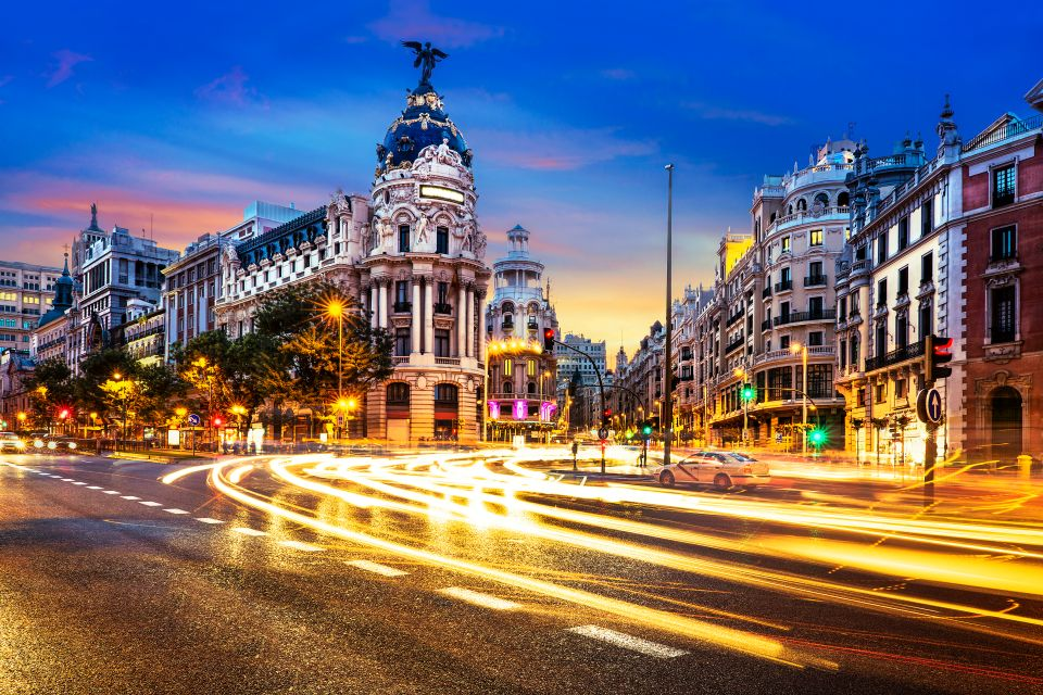 Madrid is a vibrant artistic city with plenty to do