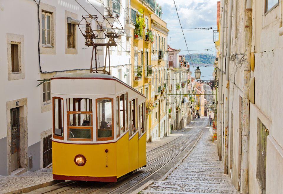 Les capitales : Lisbonne (Portugal)