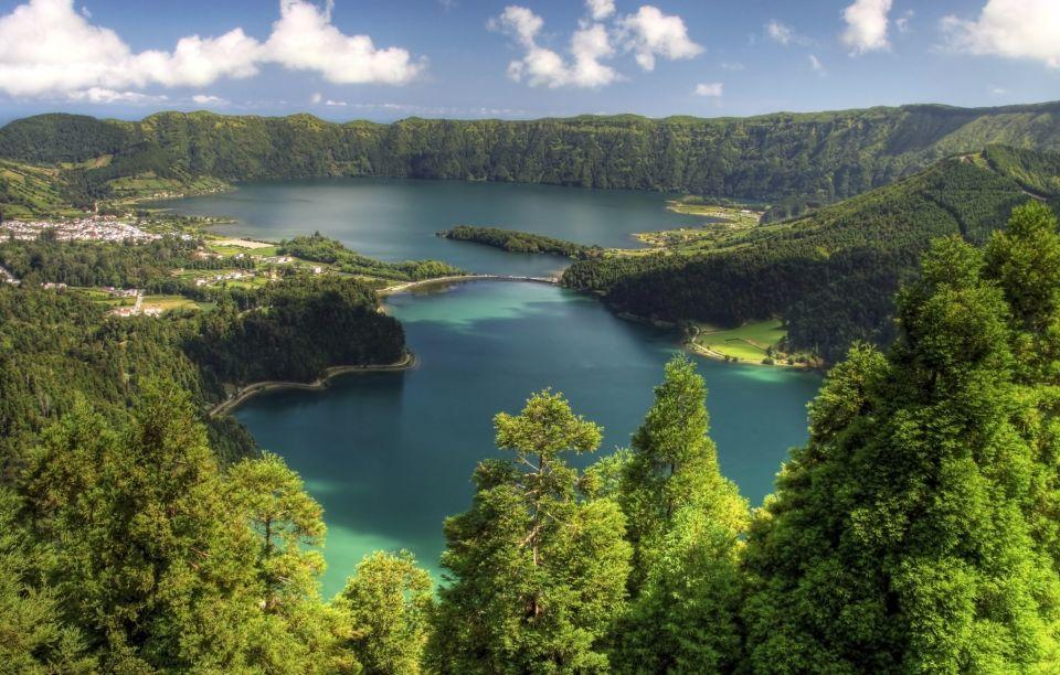 Les îles : Les Açores (Portugal)