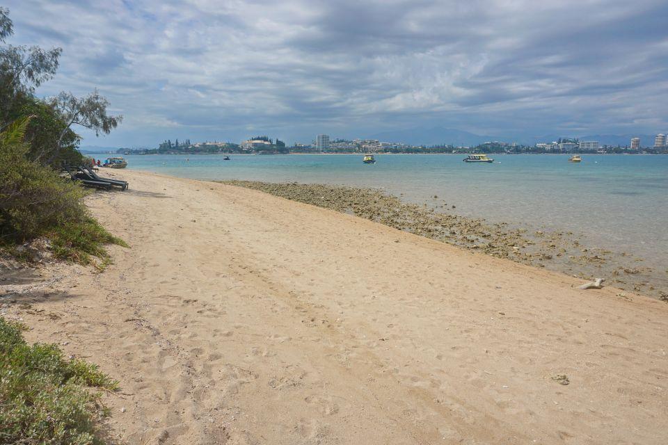 1. Ansa Vata, Nueva Caledonia
