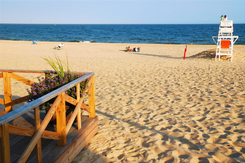 7. Main Beach, Nueva York