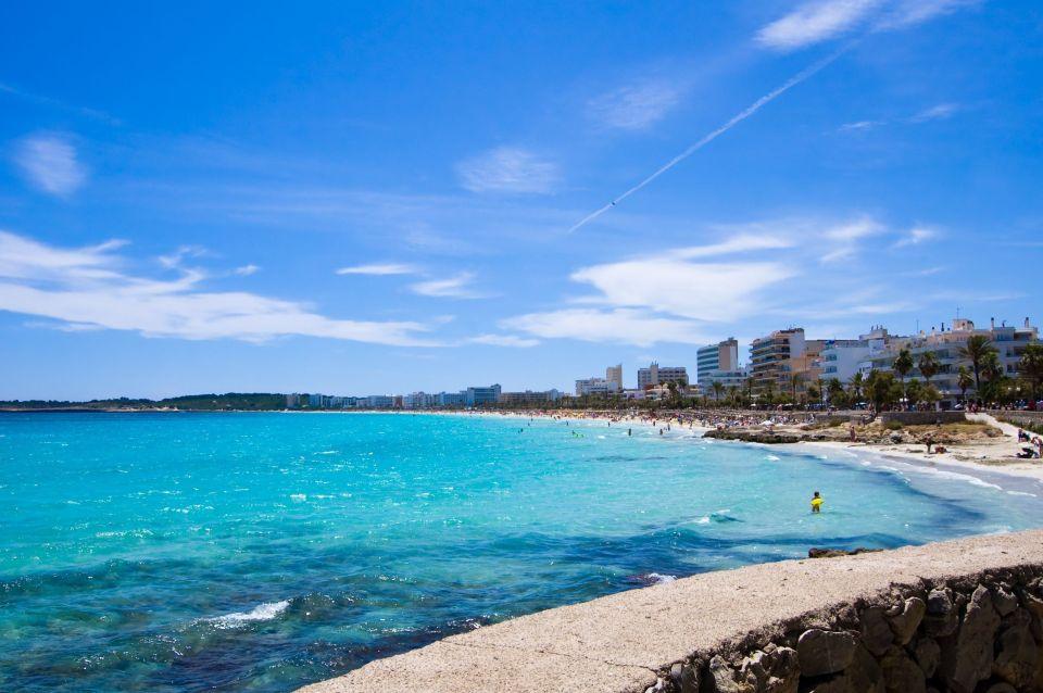 4. Cala Millor, Mallorca