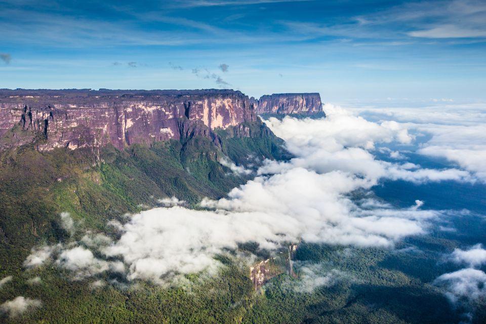 4. El Monte Roraima.
