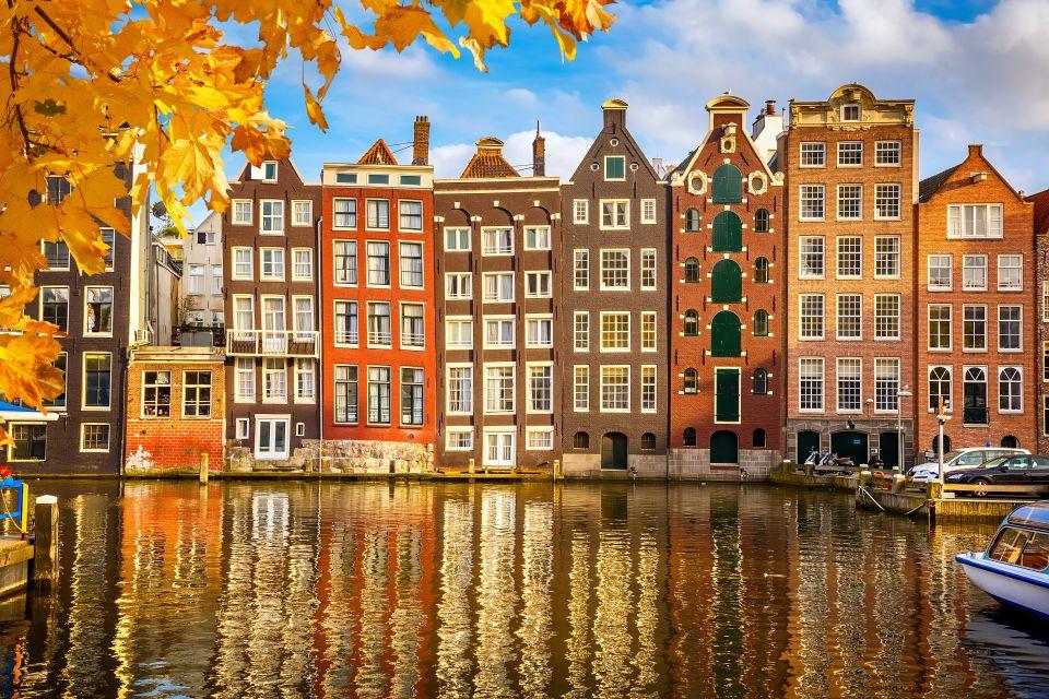 2. Ámsterdam, Países Bajos