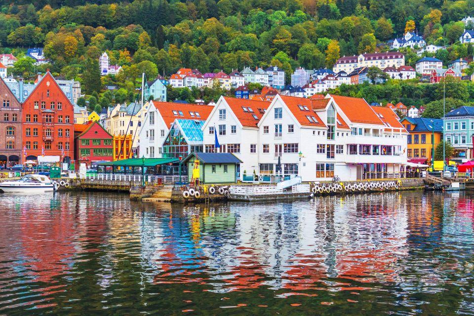 3. Bergen, Noruega