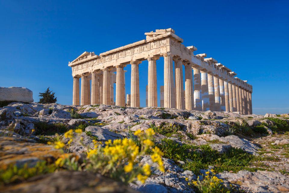 4. Atenas, Grecia