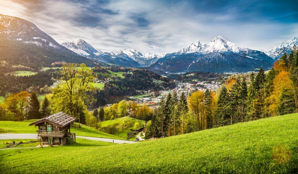 5. Berchtesgaden, Alemania