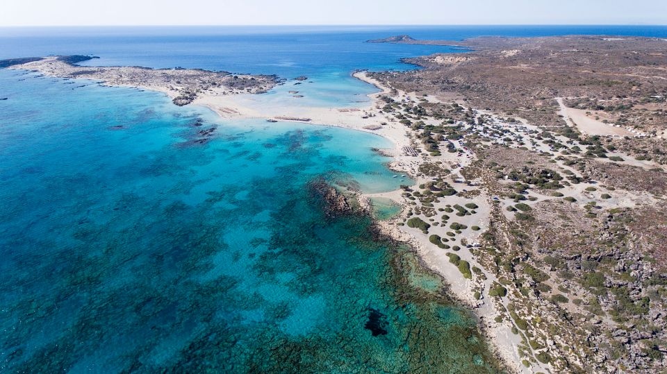 Elafonissi, Crète