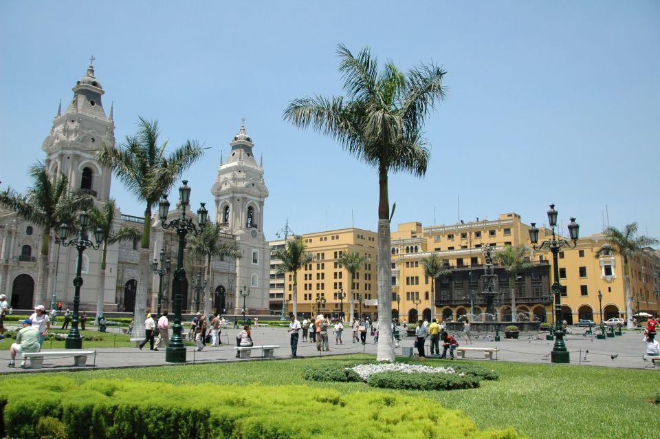 Museo Larco, Peru