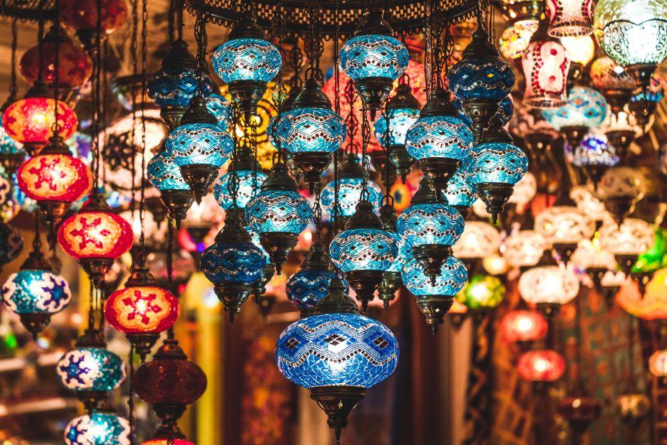 Visit Grand Bazaar - a shopper's paradise