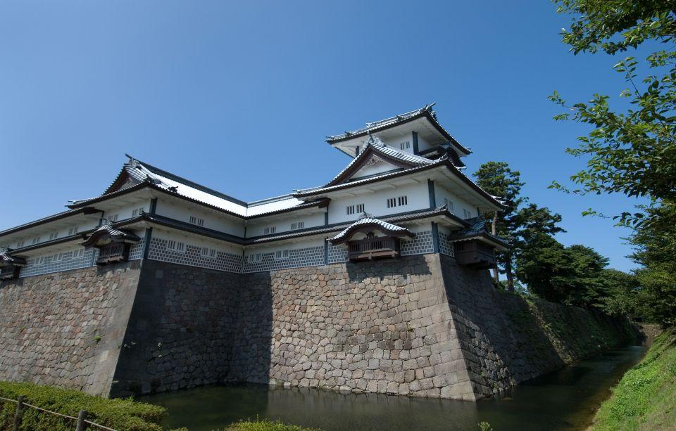 Le château de Kanazawa