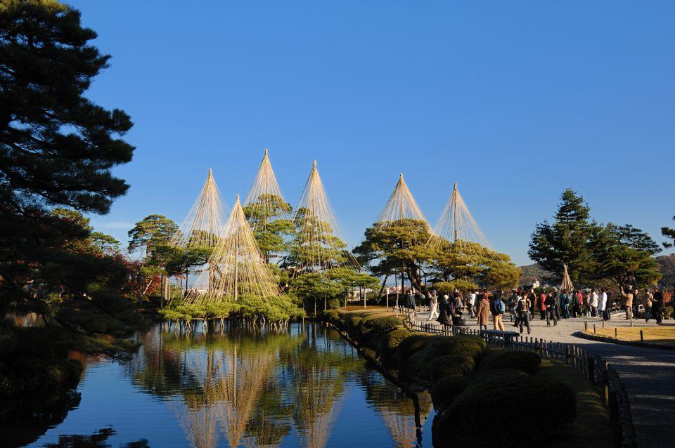 Le jardin de Kenroku-en