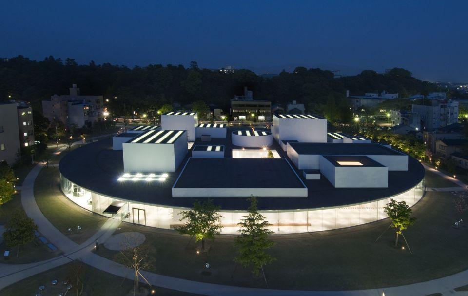 Le musée d'art contemporain du 21ème siècle