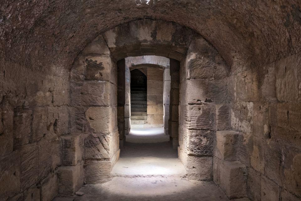 Les galeries souterraines