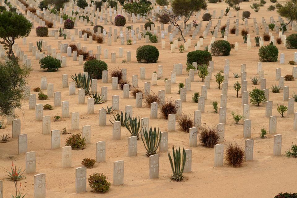 Il memoriale di El Alamein (EGITTO)