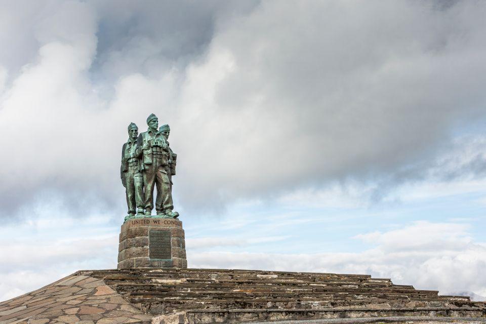 Il Memorial Commando (SCOZIA)