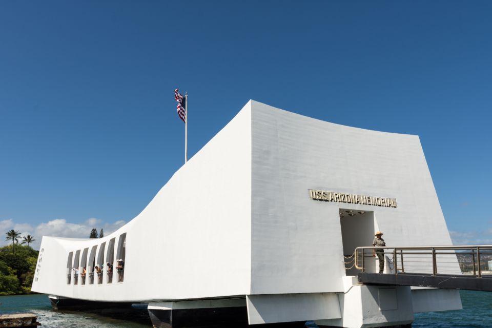 Il memoriale USS Arizona (STATI UNITI)