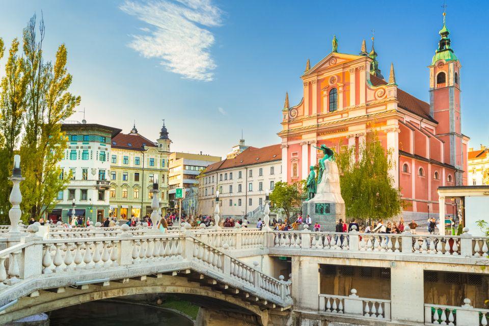 1. Ljubljana, Eslovenia