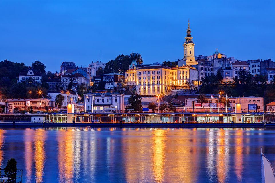 2. Belgrado, Serbia