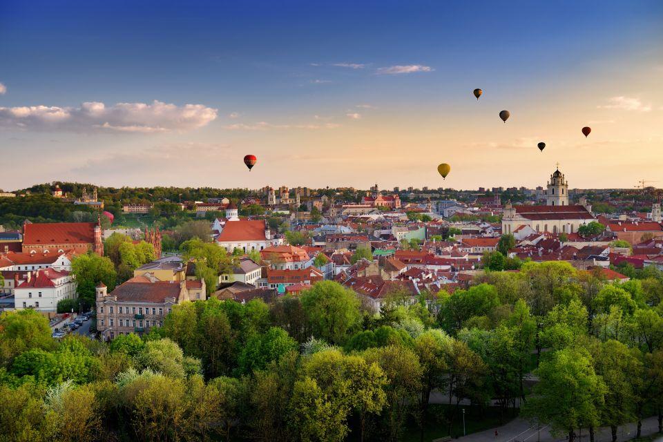 3. Vilnius, Lituania