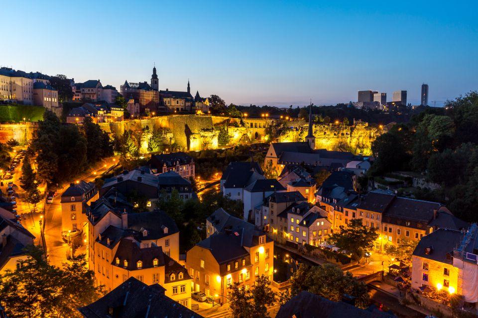 4. La ciudad de Luxemburgo, Luxemburgo