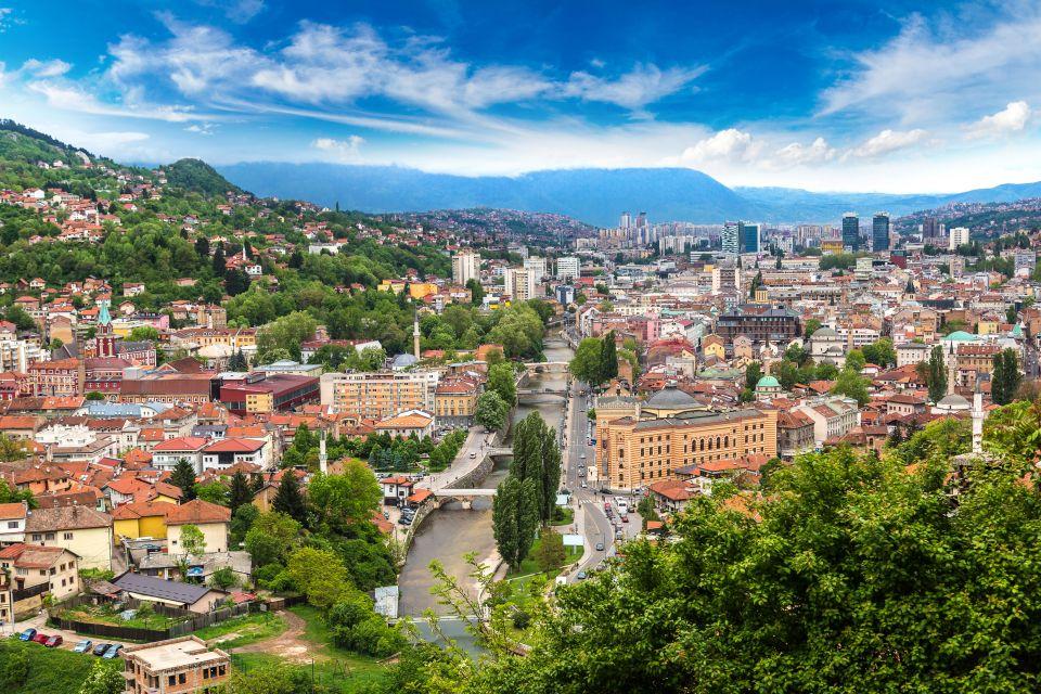 5. Sarajevo, Bosnia y Herzegovina