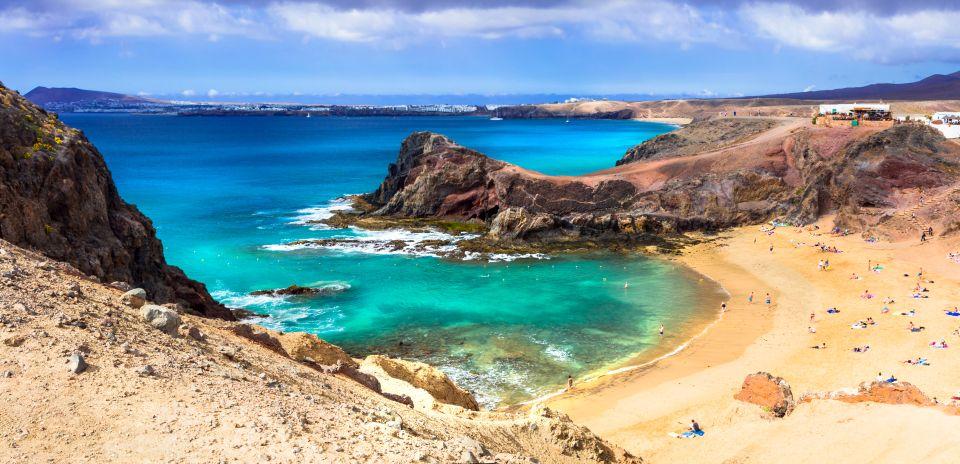 Isola di Lanzarote, Canarie in Spagna