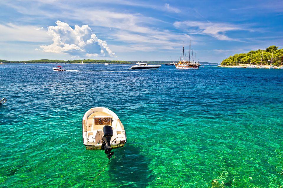 Paklinski Islands, The Turquoise Jewel of Hvar