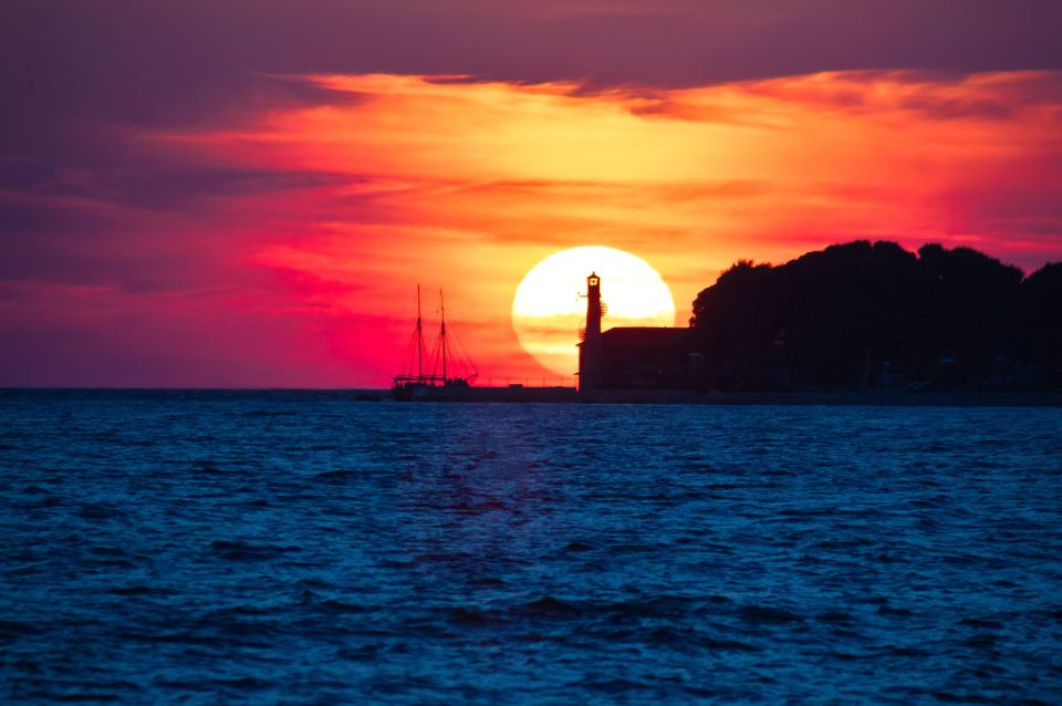 Zadar, for the perfect sunset view