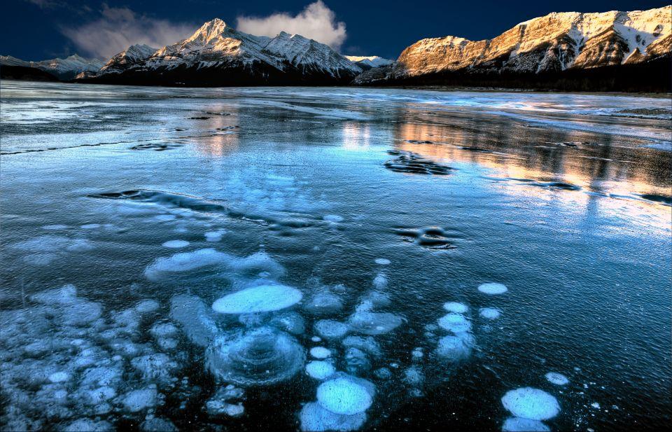 4. Las burbujas de metano en Canadá